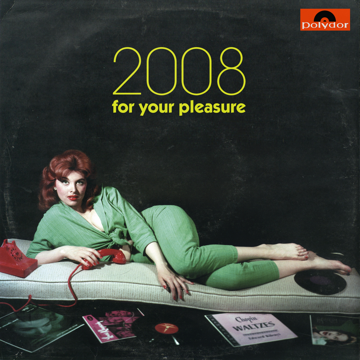 For_Your_Pleasure_2008_Front