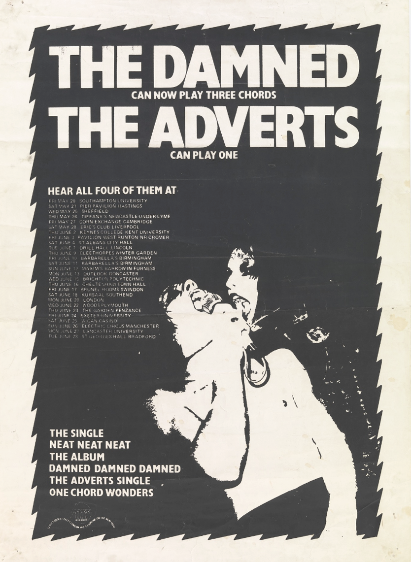 Adverts_Damned_Chords