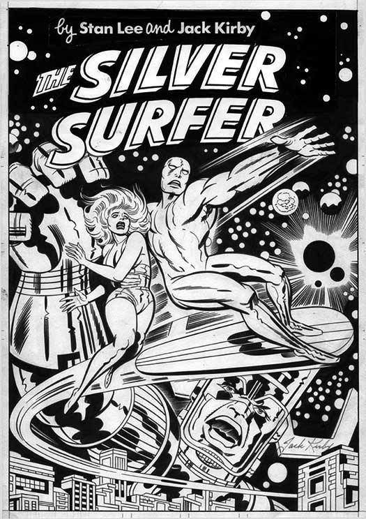 SilverSurfer_BWCover